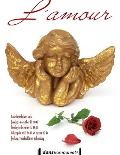 Danskompaniet-HT2008-L amore-affisch-A3