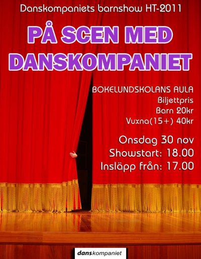 Danskompaniet-HT2011-Pa_Scen_med_Danskompaniet-A3